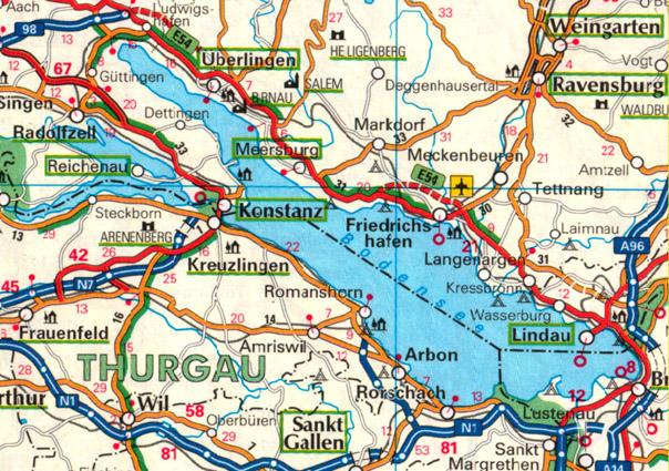 Lago Di Costanza Germania Cartina.Mappavino Le Belle Vigne Del Romantico Bodensee